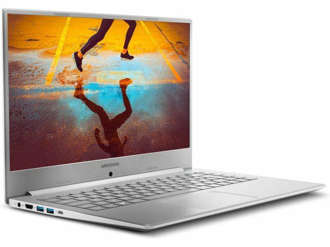 Portátil MEDION AKOYA i5-1135G7 (11 Gen)   8 GB RAM   256 GB SSD   Xe Graphics   Full HD IPS