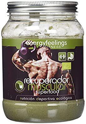 Energy Feelings Recuperador Muscular Eco post-entreno - 750 gr