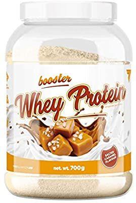 Trec Nutrition Booster Whey Protein 700G Jar Salted Caramel 700 g