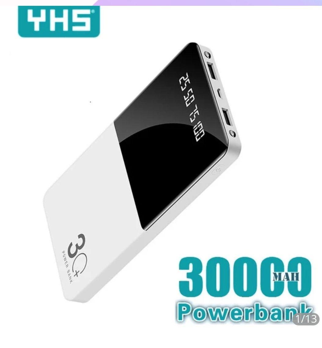 Powerbank 30000 mah