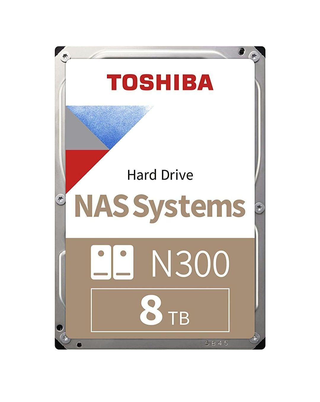 Disco duro NAS 8TB N300