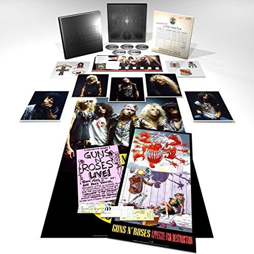 Guns N' Roses Appetite for Destruction Super Deluxe Edition