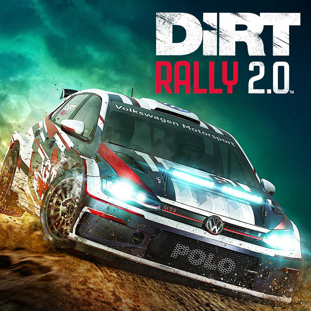 DIRT RALLY 2.0 - PS4 (compatible también con PS5)