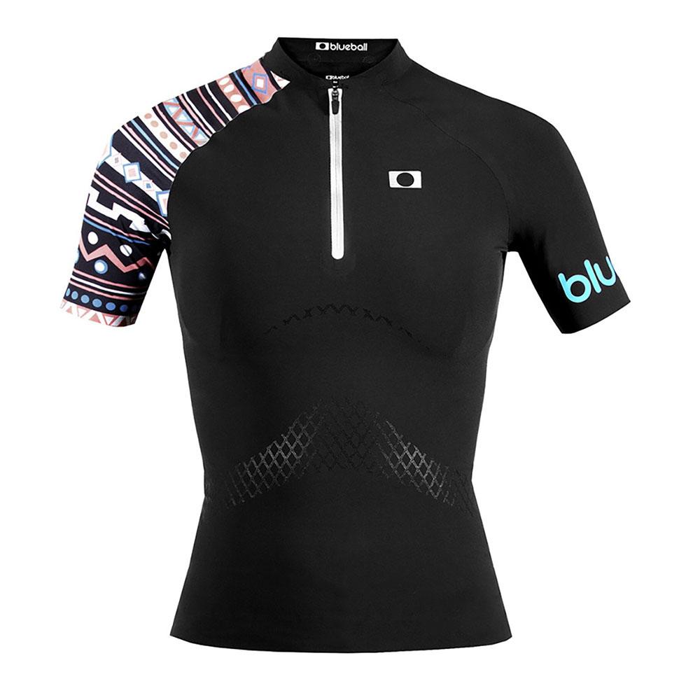 Blueball Bb200003 - Camiseta Mujer Print Aztec Ciclismo