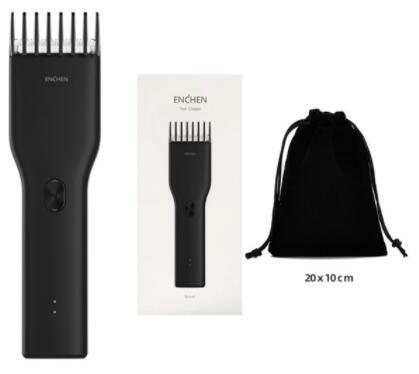 Cortapelos Enchen Xiaomi + bolsa de viaje de tela