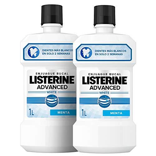 Listerine blanquante 2 litros