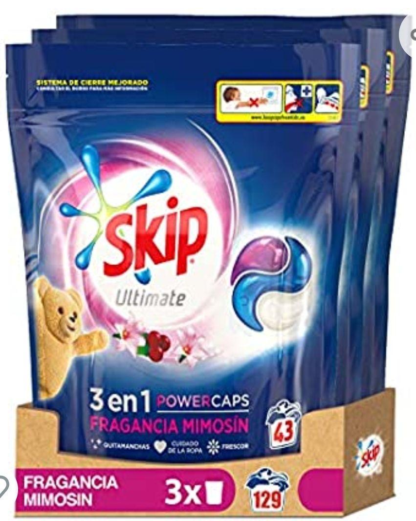 Skip Ultimate 129 cápsulas