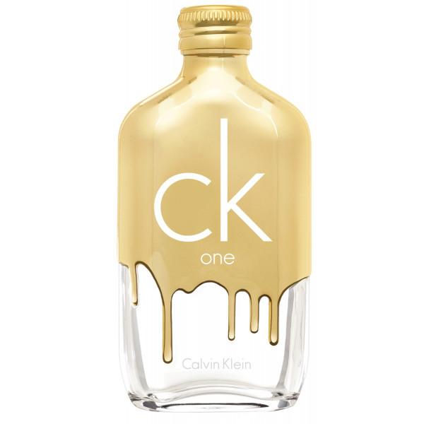 CALVIN KLEIN CK One Gold Edition