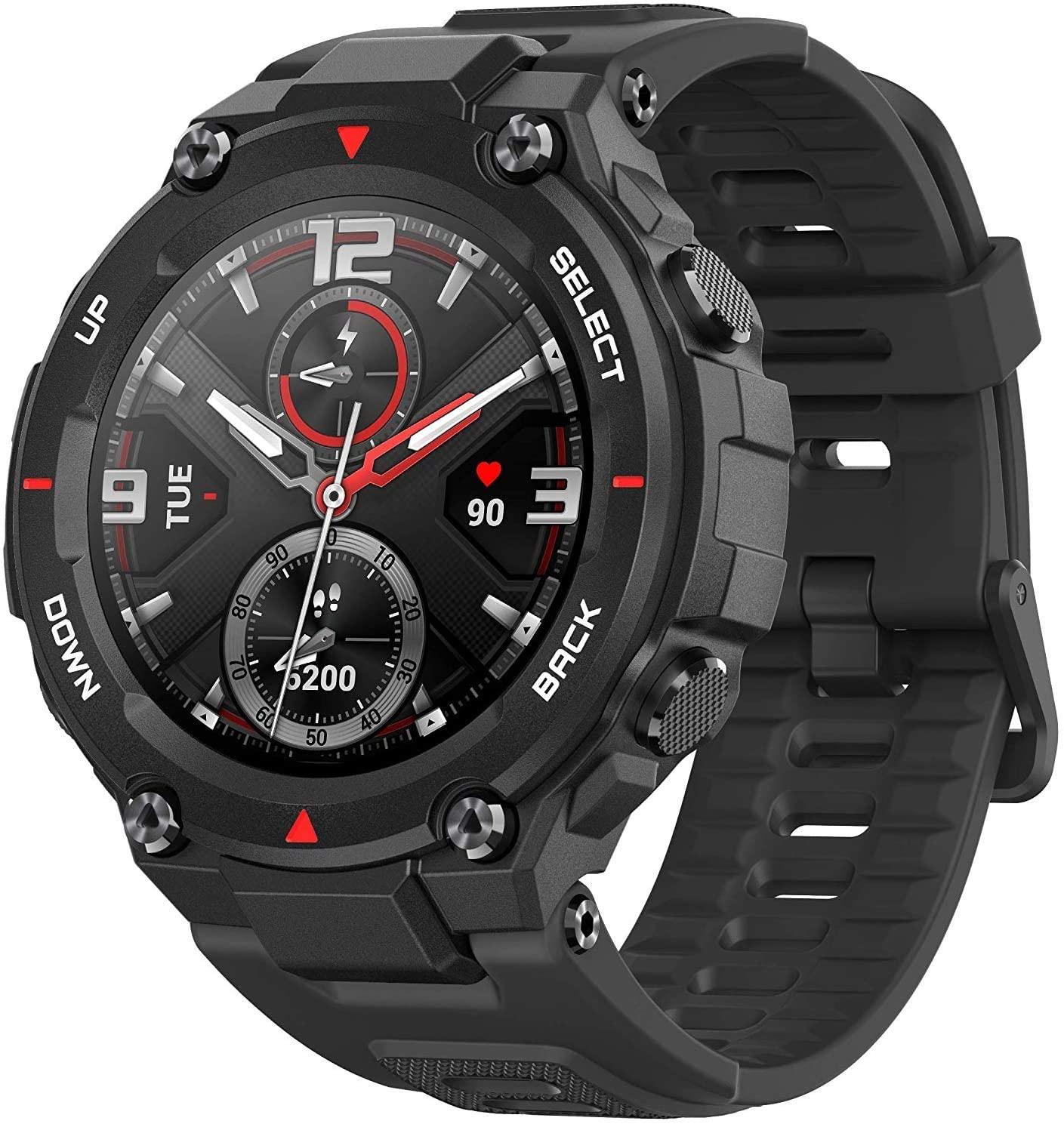 Smartwatch Amazfit T-Rex solo 79.9€