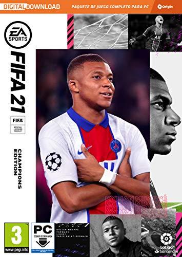 FIFA 21 Champions | Código Origin para PC1
