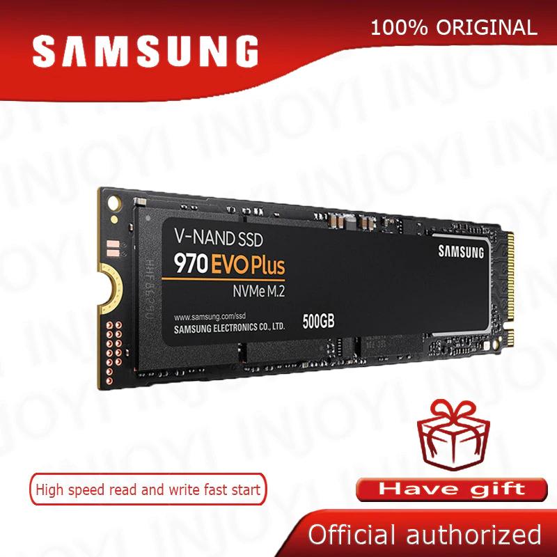 Samsung EVO 970 plus de 500gb