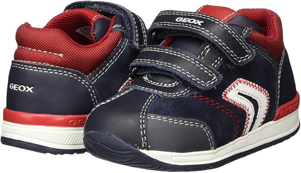 TALLA 18 - Geox B Rishon Boy B, First Walker Shoe Niños