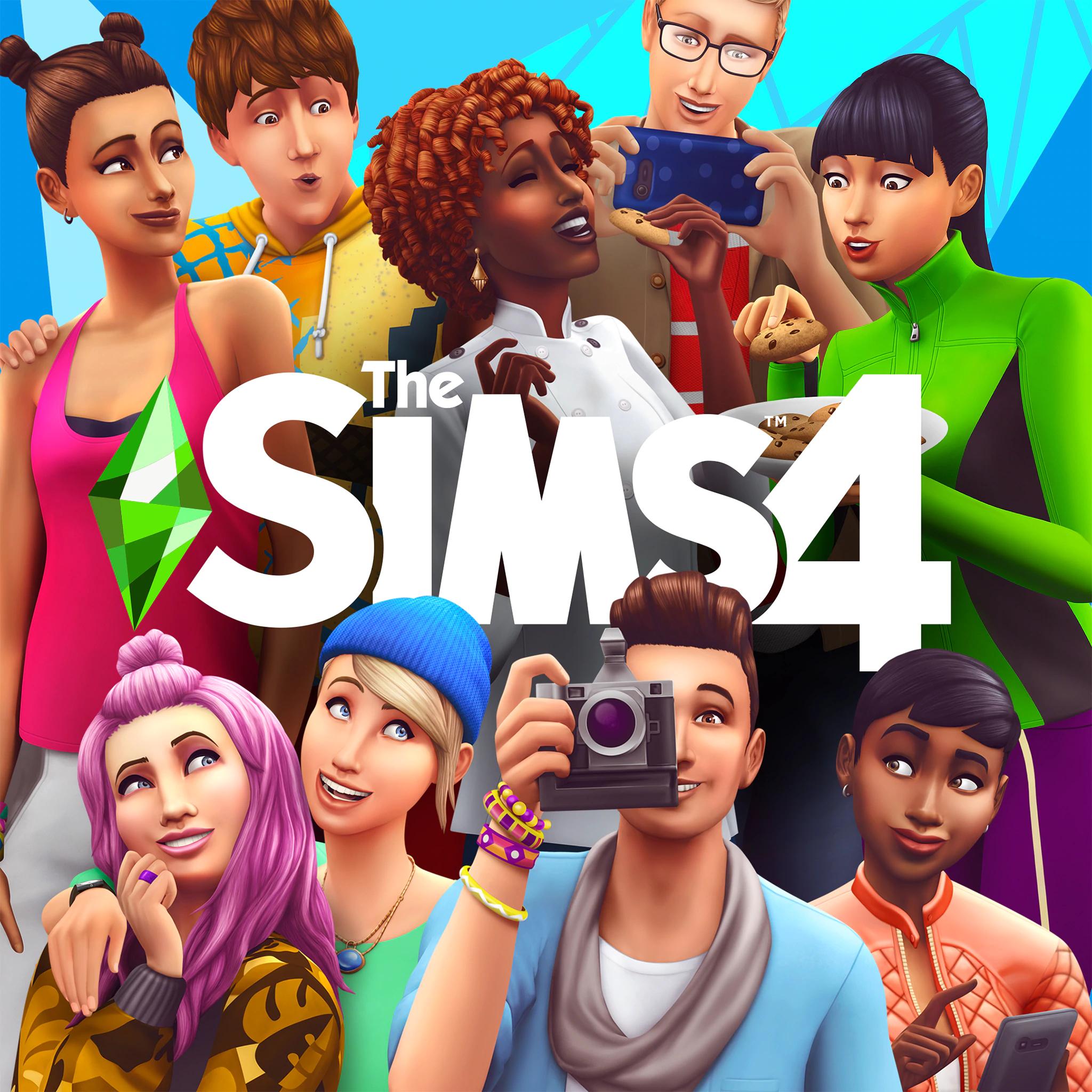Los Sims 4 Deluxe Edition