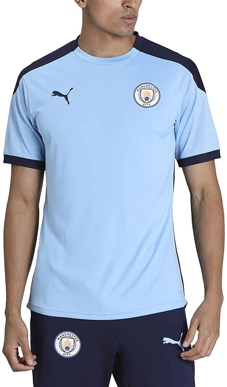 Camiseta oficial entrenamiento Manchester City talla XL