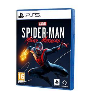 Spider-Man: Miles Morales para PS5