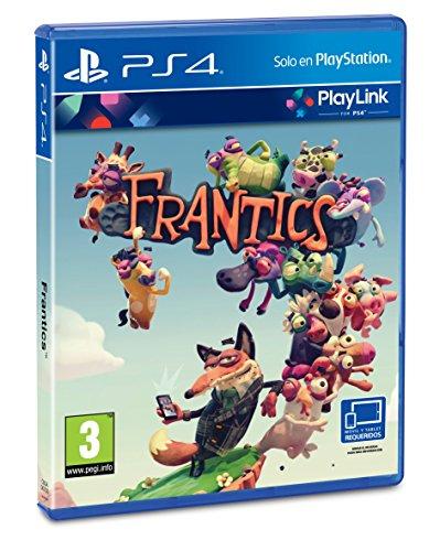 Frantics para PS4