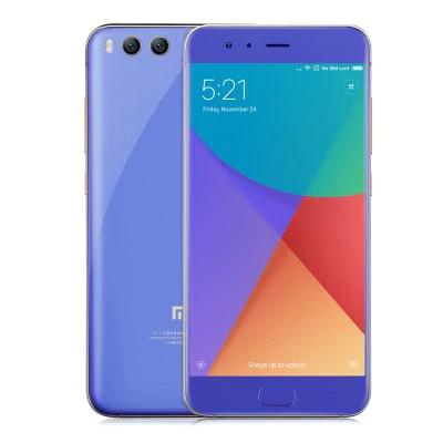 Minimo! Xiaomi Mi 6 4G Smartphone 4GB RAM color azul