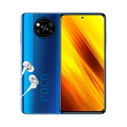 "Xiaomi Poco X3 NFC - Smartphone 6+64GB, 6,67"" FHD+"