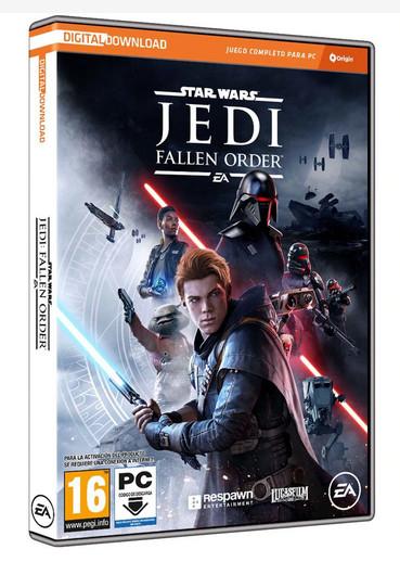 PC: Star Wars Jedi Fallen Order (juego físico)