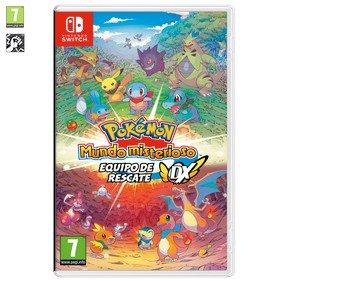 Pokémon mundo misterioso Dx Switch ALCAMPO ALDAIA