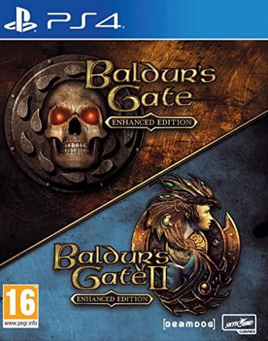 Baldur's Gate 1+2 Enhanced Edition visto en el mediamarkt de Córdoba