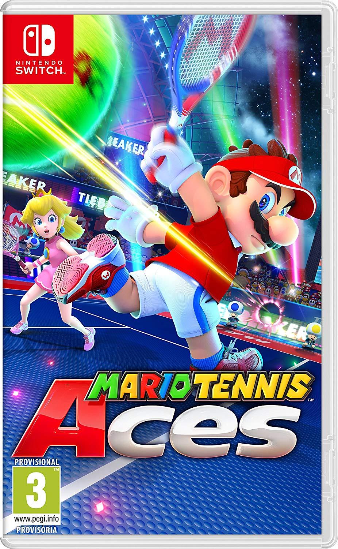Mario Tennis Aces - Nintendo Switch *Precio Mínimo*