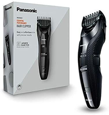 Panasonic ER-GC53-K503 - Cortapelos con peine-guía