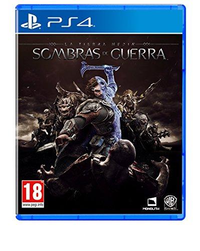 La Tierra Media: Sombras Guerra. Juego PS4