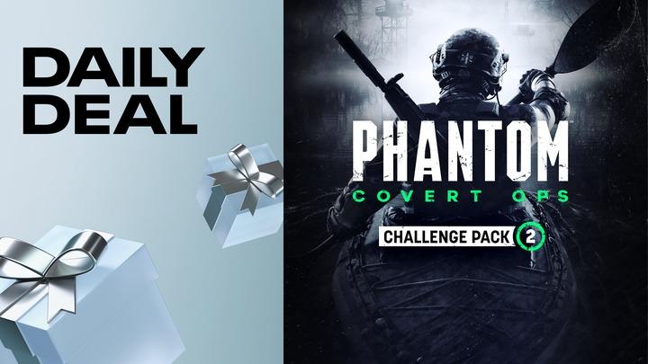 (Oculus Rift/Quest) Phantom: Covert Ops - Oculus