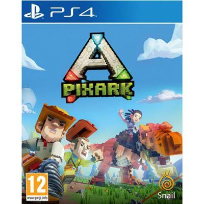 PixARK PS4 a 5,99€ en tiendas Fnac