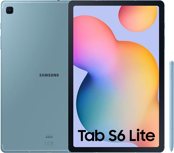 """Samsung Galaxy Tab S6 Lite 26,41 cm (10,4"""") 64 GB, Wi-Fi Azul"""