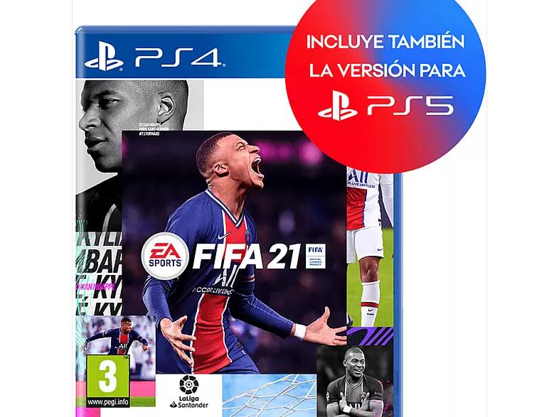 FIFA 21 PS4 + PS5