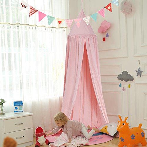 Dosel cama infantil color rosa (al tramitar)