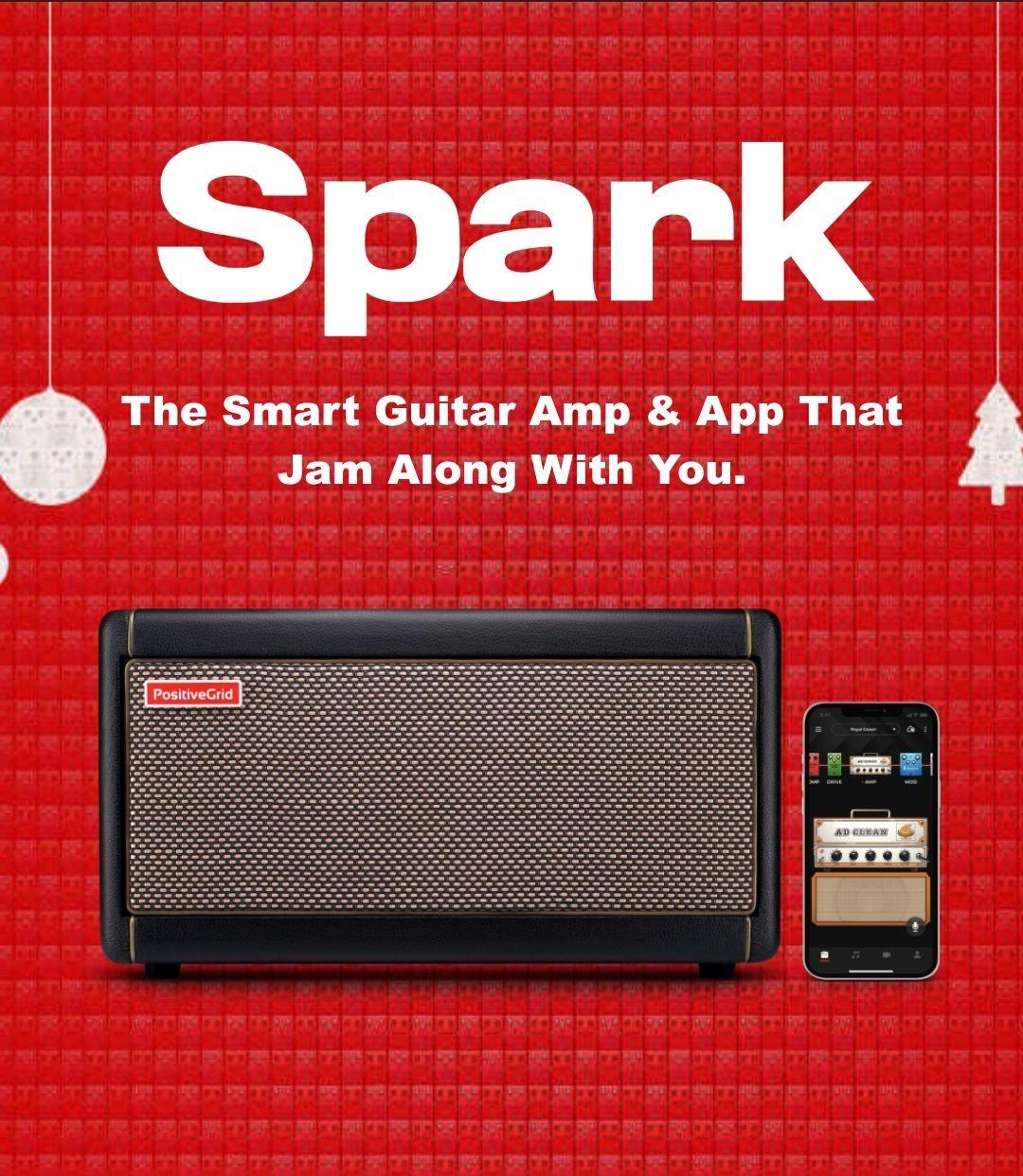 Amplificador Positive Grid Spark + Bolsa de transporte