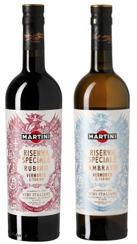 Vermouth Martini reserva Rubino / Ambrato 75 cl. 2x1 sale a 4,80€ ud.