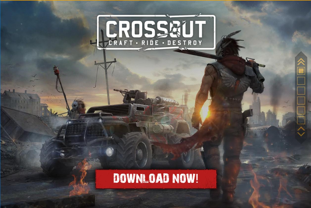 Nuevo MMO llamdo Crossout gratis!