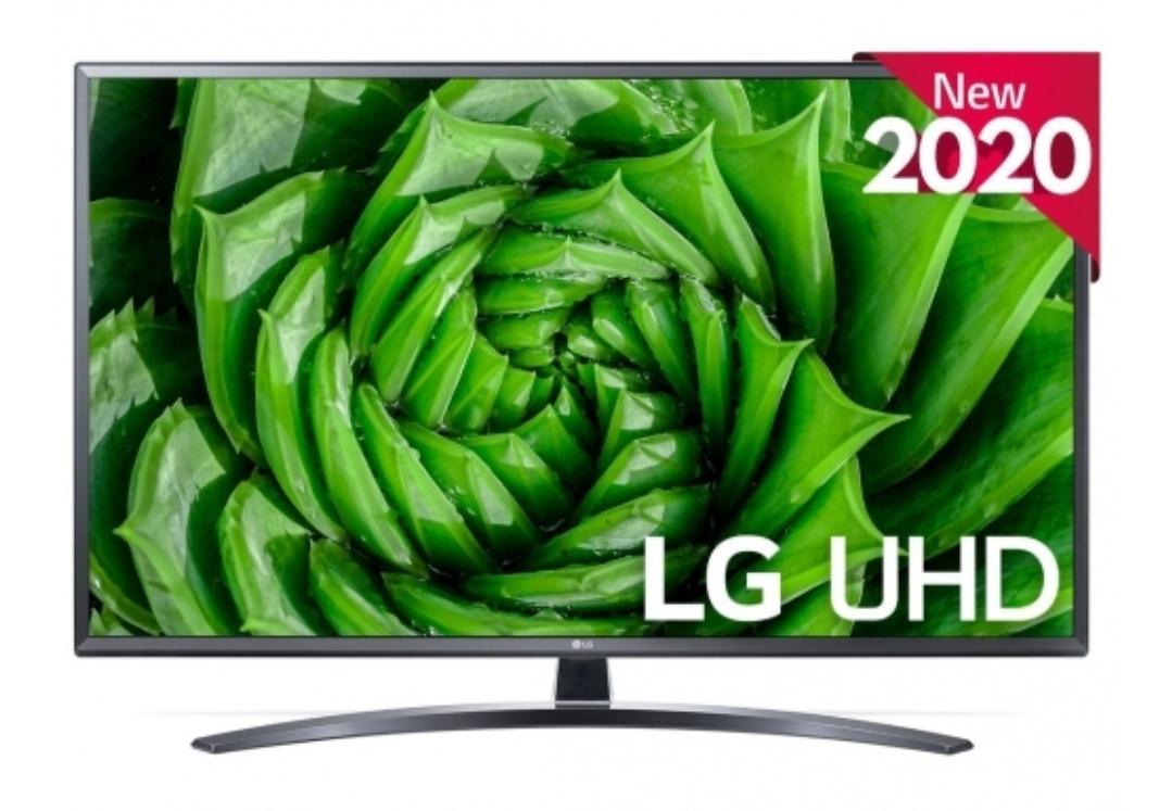 """TV LED 124,46 cm (49"""") LG 49UN74006LB, 4K UHD, Smart TV"""