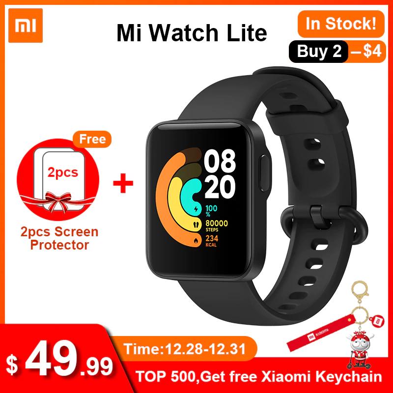 Xiaomi Mi Watch Lite GPS Smartwatch