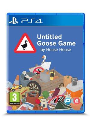 Untitled Goose Game (PS4) - PAL UK