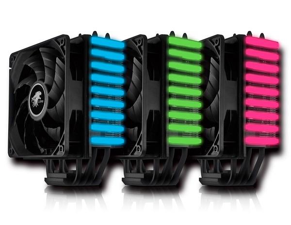 NEOLLUSION RGB LED 120 MM CPU REFRIGERACIÓN