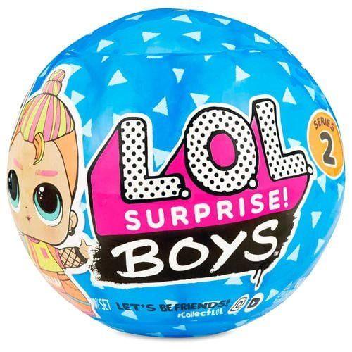 3 Bolas sorpresa Lol Boys en Jerez