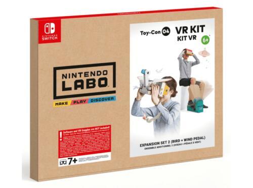 Nintendo Labo: Kit De Vr – Set De Expansion 2