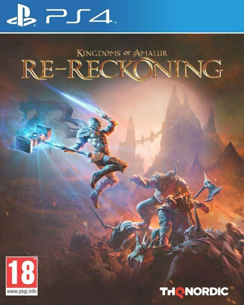 PS4 Kingdom of Amalur Re-reckoning