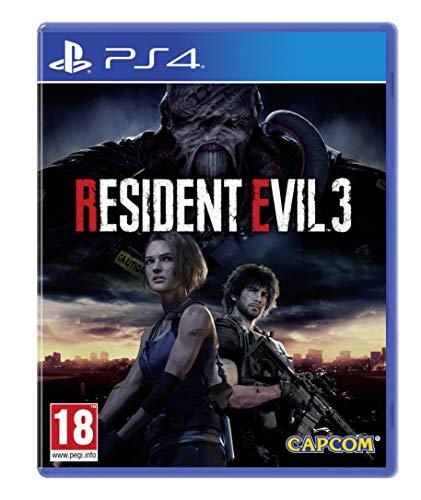 Resident Evil 3 Remake(PlayStation 4)