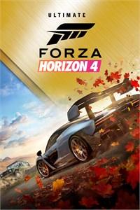 [Xbox One - Series X S - PC W10] Forza Horizon 4 Edición Excepcional (Microsoft Store BR)