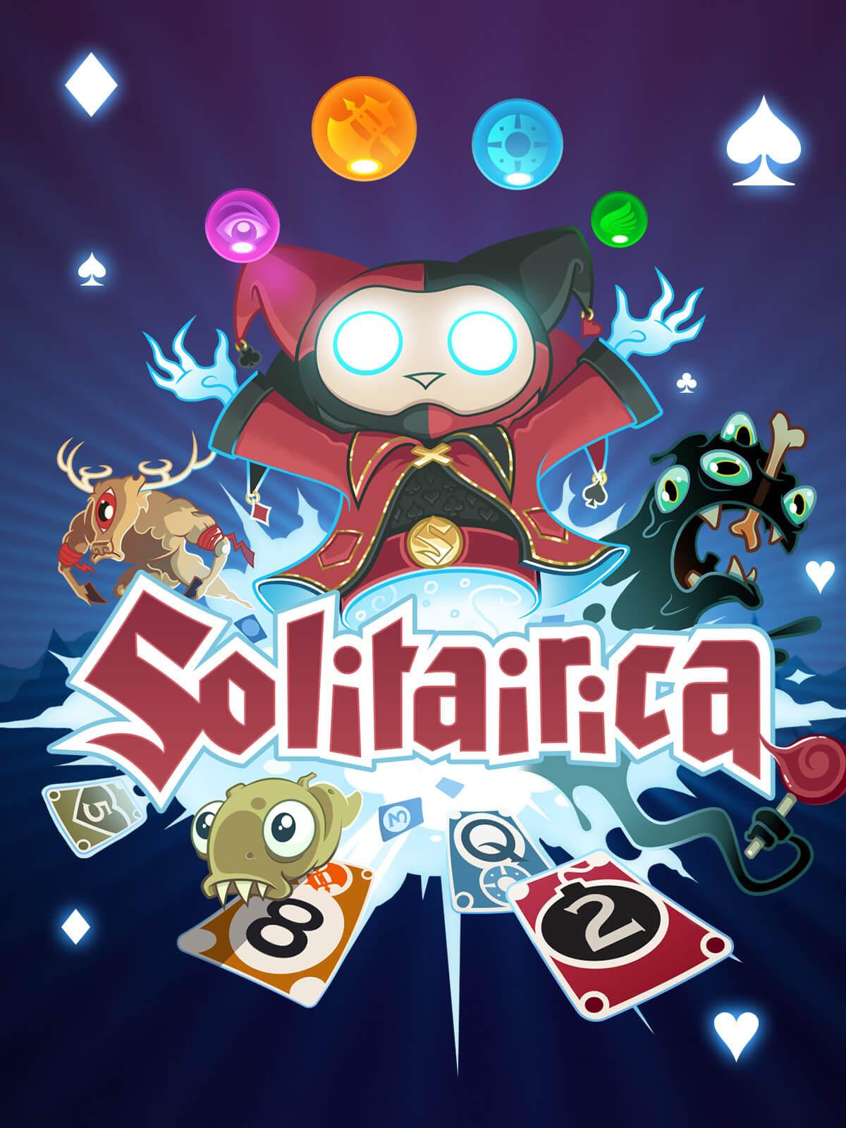 [Ya disponible] Solitairica GRATIS en Epic Games 29/12