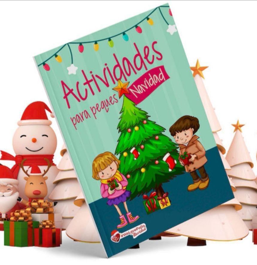 Descarga GRATIS tu eBook para los pekes para estas Fiestas!
