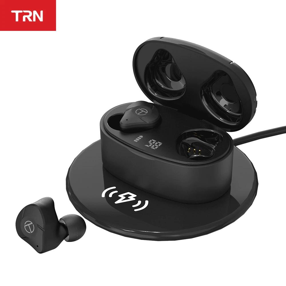 Auriculares TWS híbridos TRN T300 (cupón de 8€)