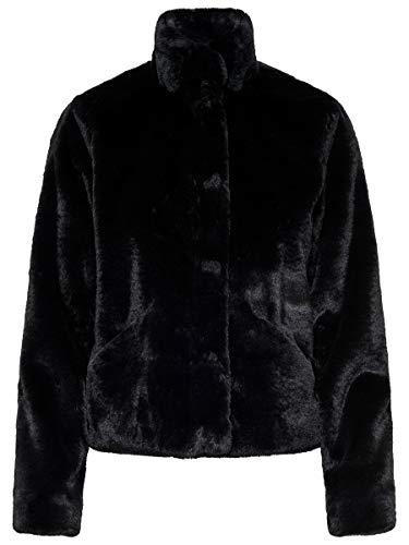 Onlvida Faux Fur Jacket Otw Noos Chaqueta para Mujer