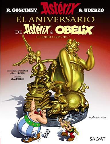El aniversario de Astérix y Obélix. El libro de oro - versión Kindle